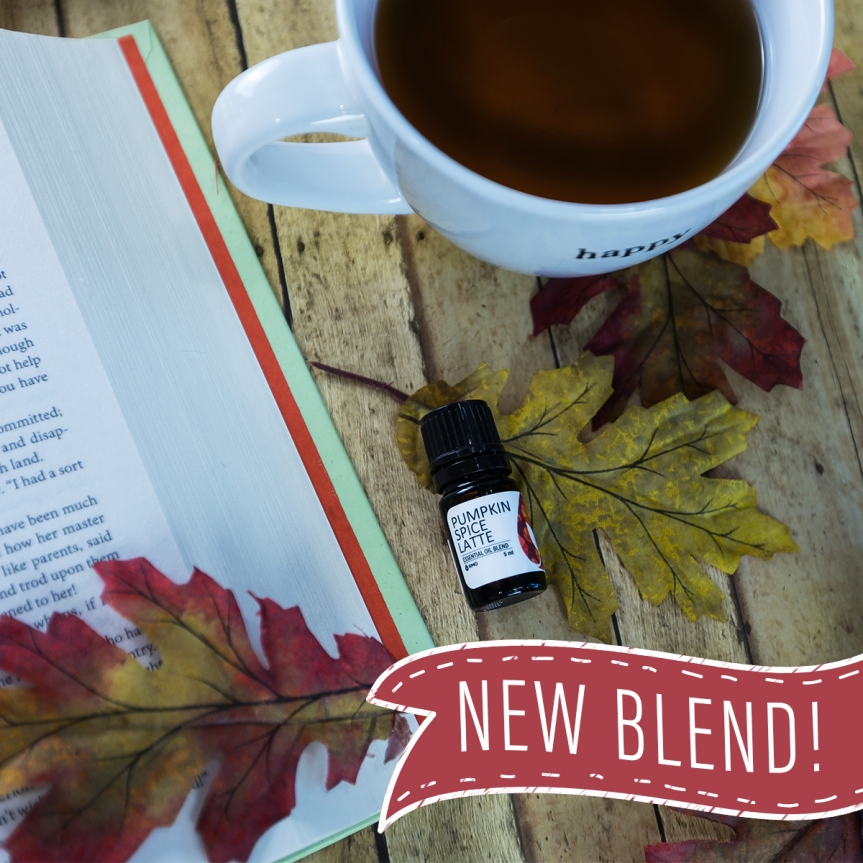 Immune Strength Essential Oil for Fall