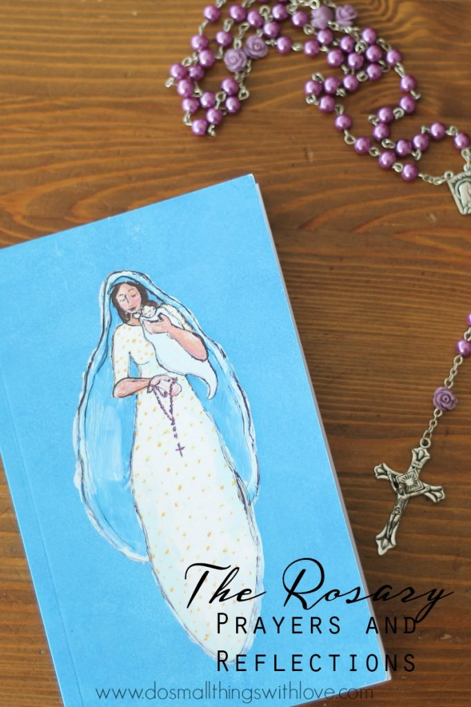 A Lenten RosaryBooklet