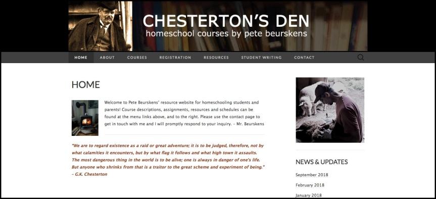 chestertonsden