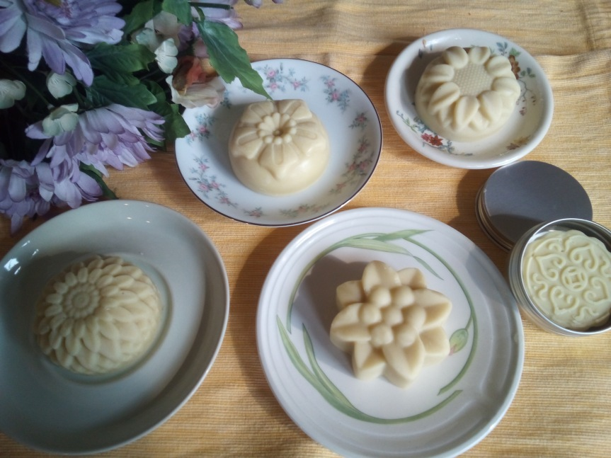 Lotion Bars for Mother'sDay